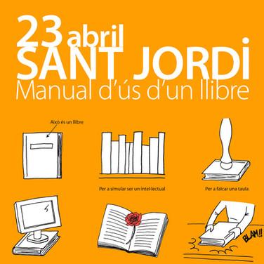Cartel St. Jordi
