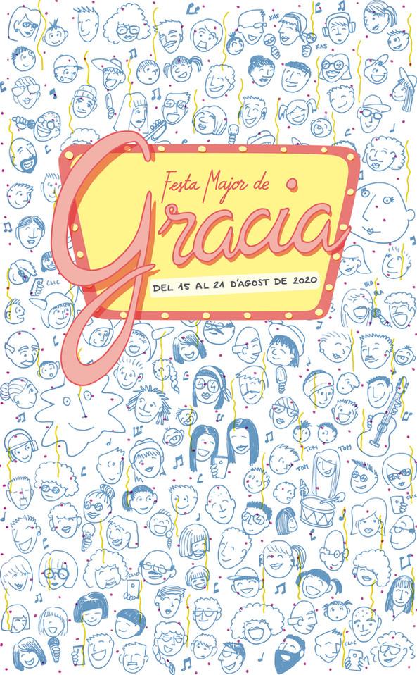 Concurso Festa Major Gracia