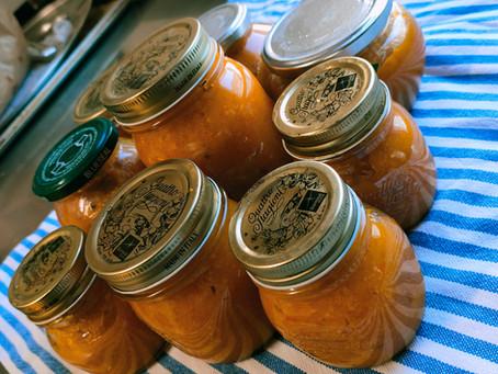 Marmellata di mandarini #fattaincasa