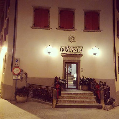 Hotel Romanda Levico Terme
