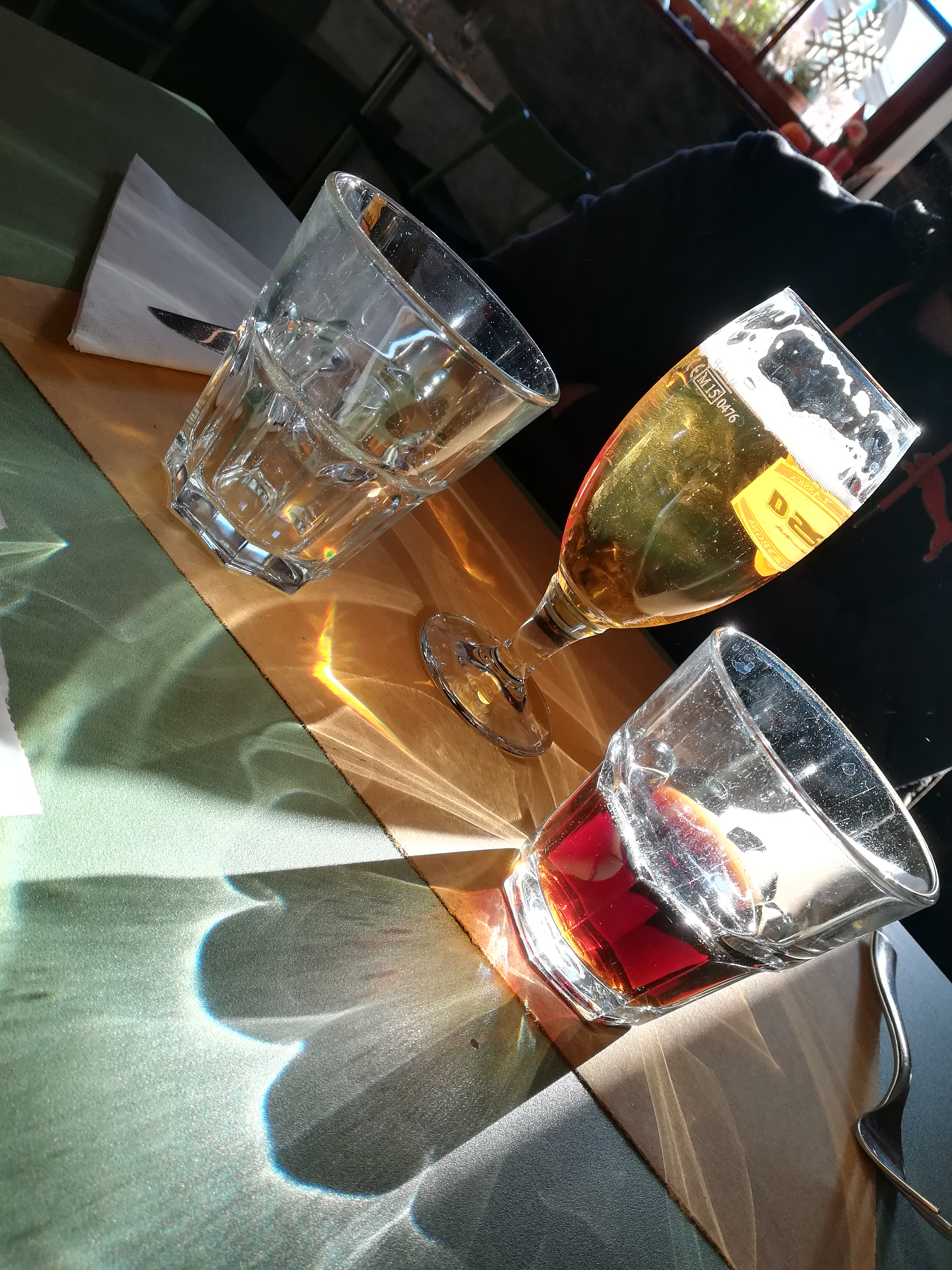 aperitivo relax Hotel Romanda