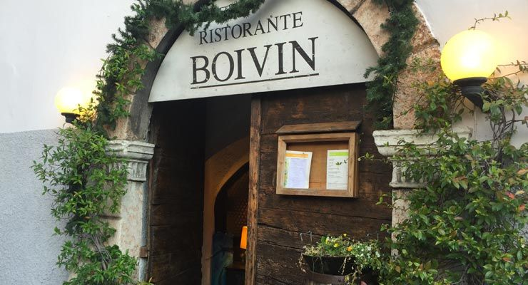 HotelRomanda RistoranteBoivin Levico