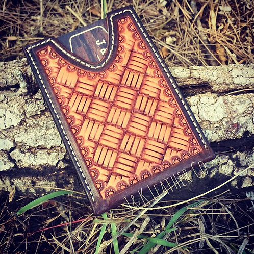 Geometric Pocket Wallet