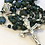 Thumbnail: Sterling Bloodstone Rosary