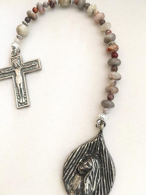 St Teresa of Avila Pocket Rosary