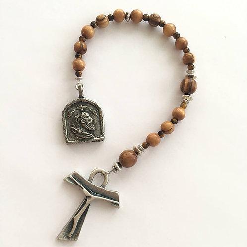 Holy Land Pocket Rosary