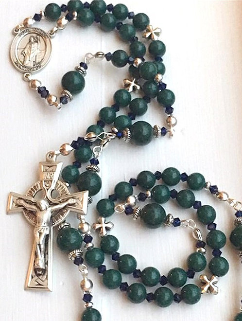 St Patrick's School Rosary Mockup