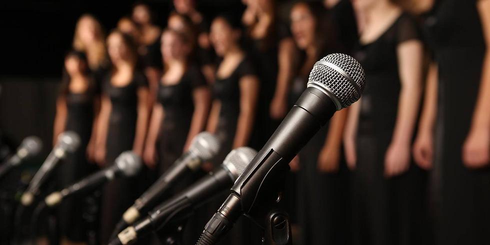 Loudoun Chorale Enrollment - Sep 22