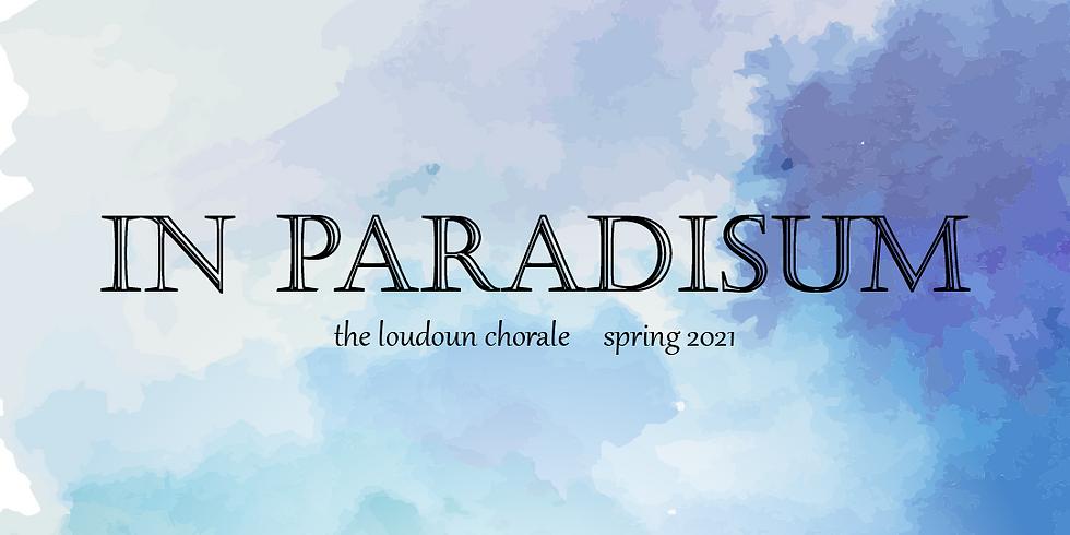 Spring 2021 Virtual Concert