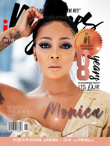 Monica  Cover (2020)
