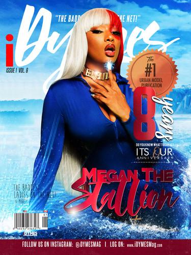 Megan Thee Stallion Cover (2020)