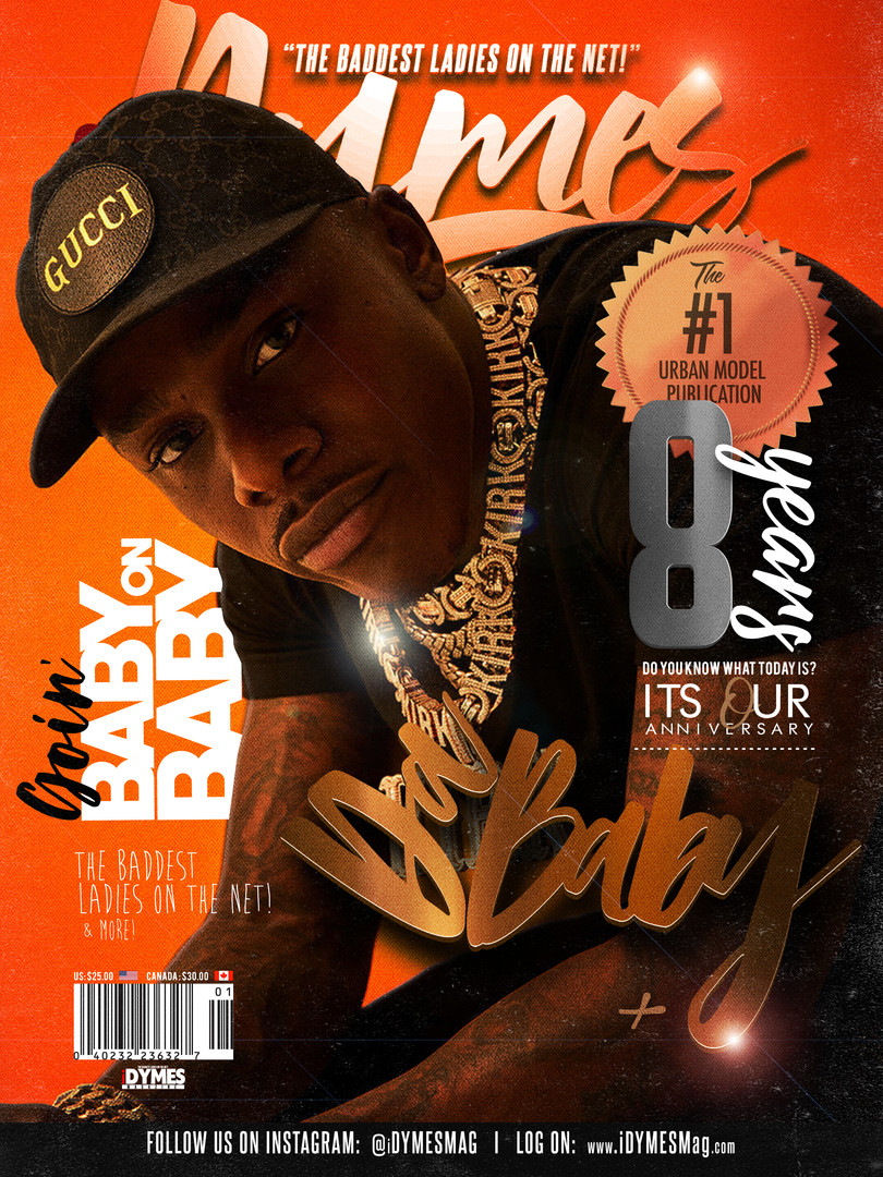 DaBaby Cover