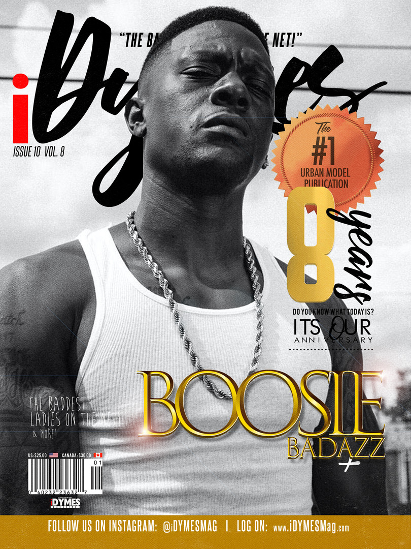 Boosie Badazz Cover (2020)
