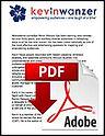 Kevin Wanzer Biography PDF link thumbnail