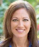Kristi Kittel-Millhiser, past client of humorist Kevin Wanzer