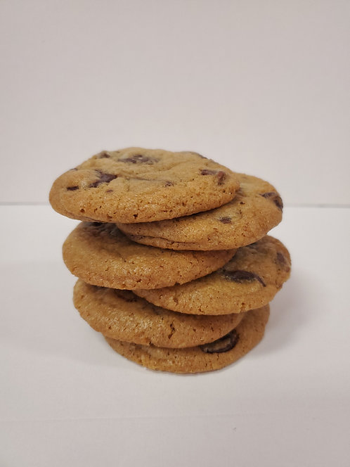 "Chocolate Chip Cookies - ""Vintage '77"" - 6 Pack"