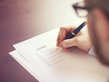 Lista que debes de cumplir antes de realizar tu campaña de marketing