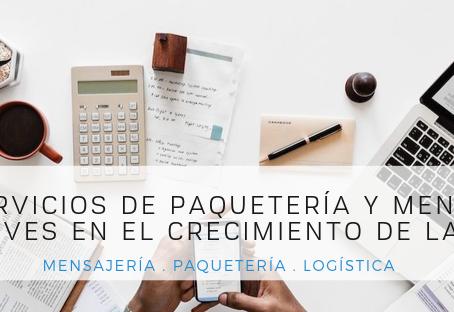Los servicios de paquetería y mensajería son claves en el crecimiento de las PYMES