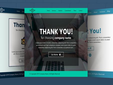 ¿Por qué es importante tener una thank you page en tu estrategia de marketing?