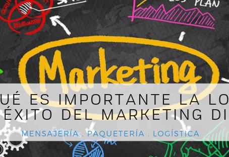 ¿Por qué es importante la logística en el éxito del marketing digital?