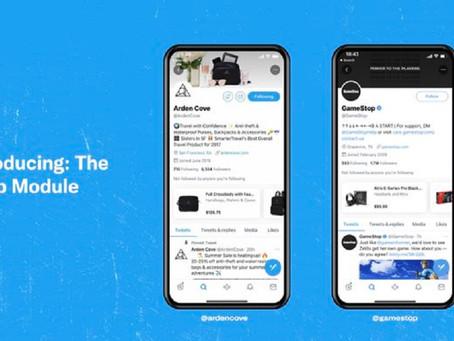 Twitter se lanza al eCommerce
