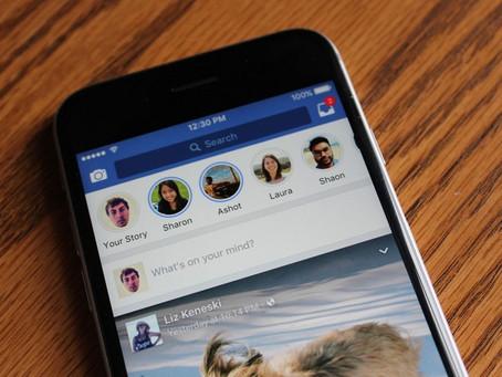 Facebook Stories: Una herramienta que deberías utilizar en tu estrategia de marketing digital