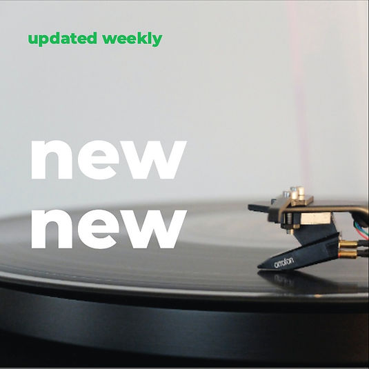 new new - updated weekly