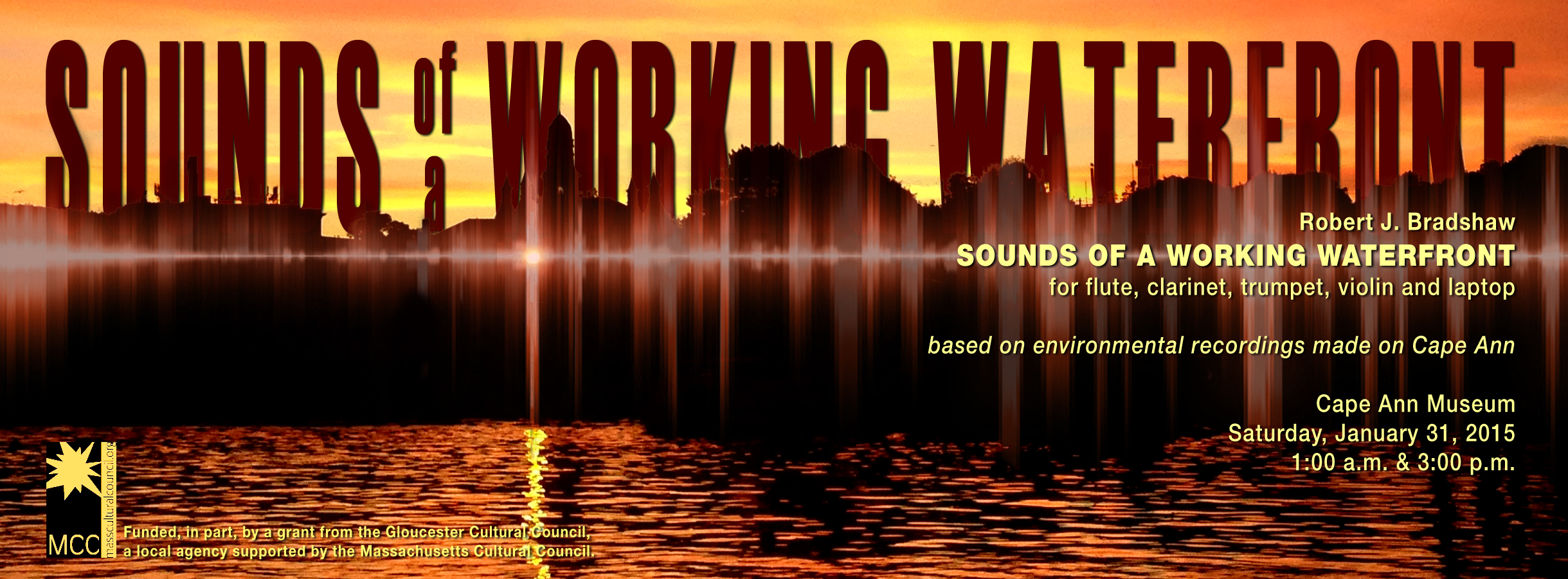 Sounds of a Working Waterfront