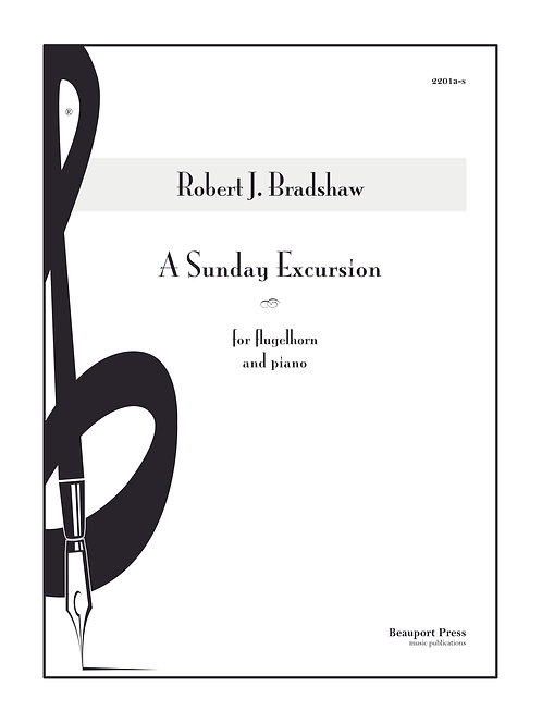 A SUNDAY EXCURSION (Flugelhorn)