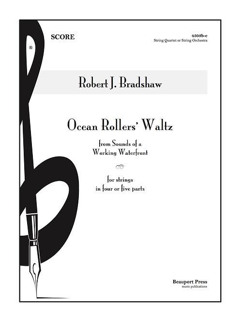 OCEAN ROLLERS' WALTZ (Strings)