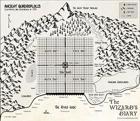 MAP - Ancient Quadropolis 2021-4 Reduced