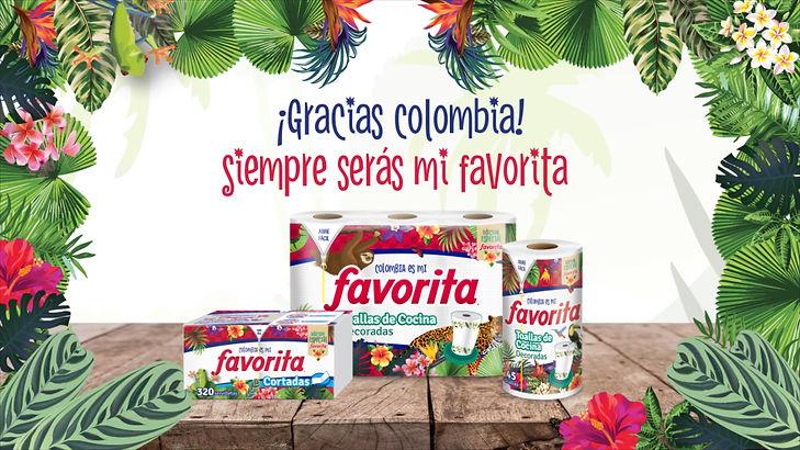 Favorita - Colombia es mi Favorita #5.mp