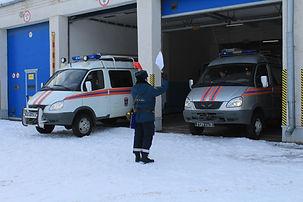 Волжский спасательный центр МЧС России