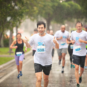 Over 800 Registered Runners at the Fall Stampede 5K