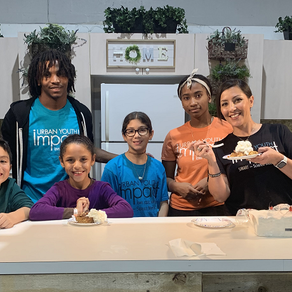 Urban Youth's Culinary Students Debut at the South Florida Fair