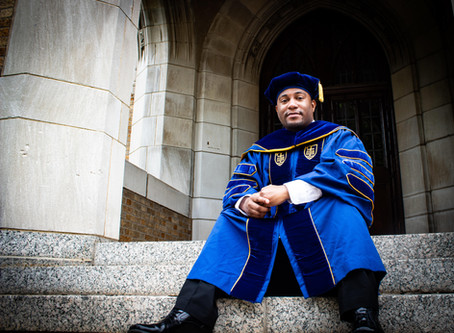 Urban Youth Impact Alumnus Graduates from Notre Dame Law School