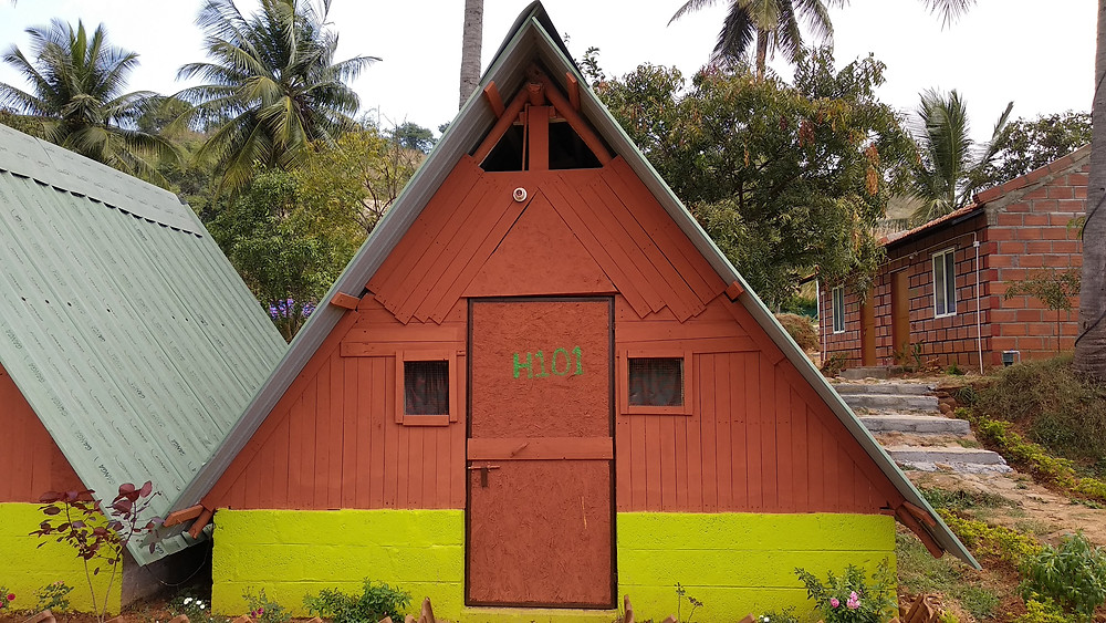 Resort in Bangalore For Night Stay - Huts