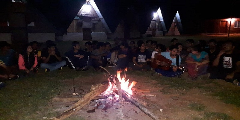 Campfire - Bonfire | Wild Valley | Resort in Kanakapura Road | Bangalore