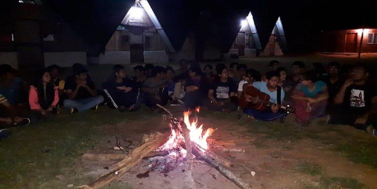 Campfire - Bonfire | Wild Valley | Resort in Kanakapura Road | Bangalore