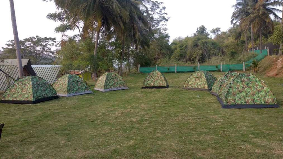 Camping | Wild Valley | Resort in Kanakapura Road | Bangalore