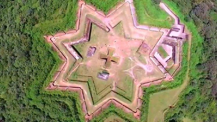 Sakleshpur Places to Visit - Manjarabad Fort