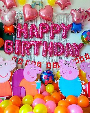 Birthday Balloon Decoration in Bangalore 2
