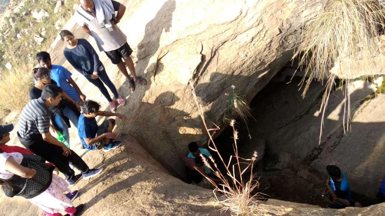 Cave Exploration | Wild Valley | Resort in Kanakapura Road | Bangalore