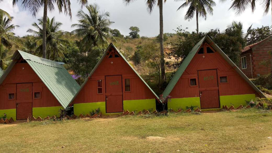 Huts | Wild Valley | Resort in Kanakapura Road | Bangalore