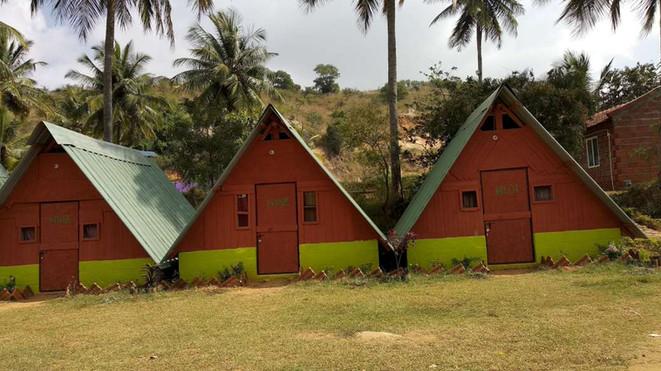 Huts | Wild Valley | Resort in Kanakapura Road | Bangalore