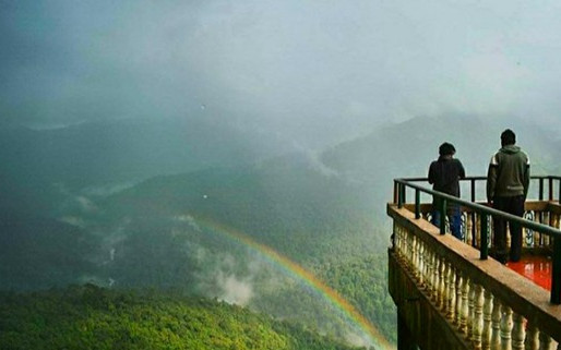 Bisle Ghat, The Viewpoint to Admire