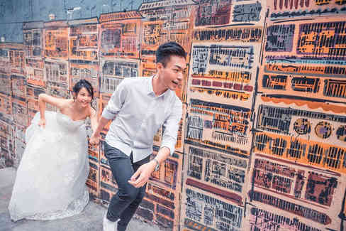 中環婚紗攝影