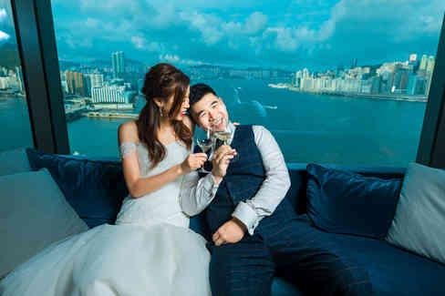 酒店婚紗攝影