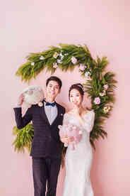 影樓婚紗攝影