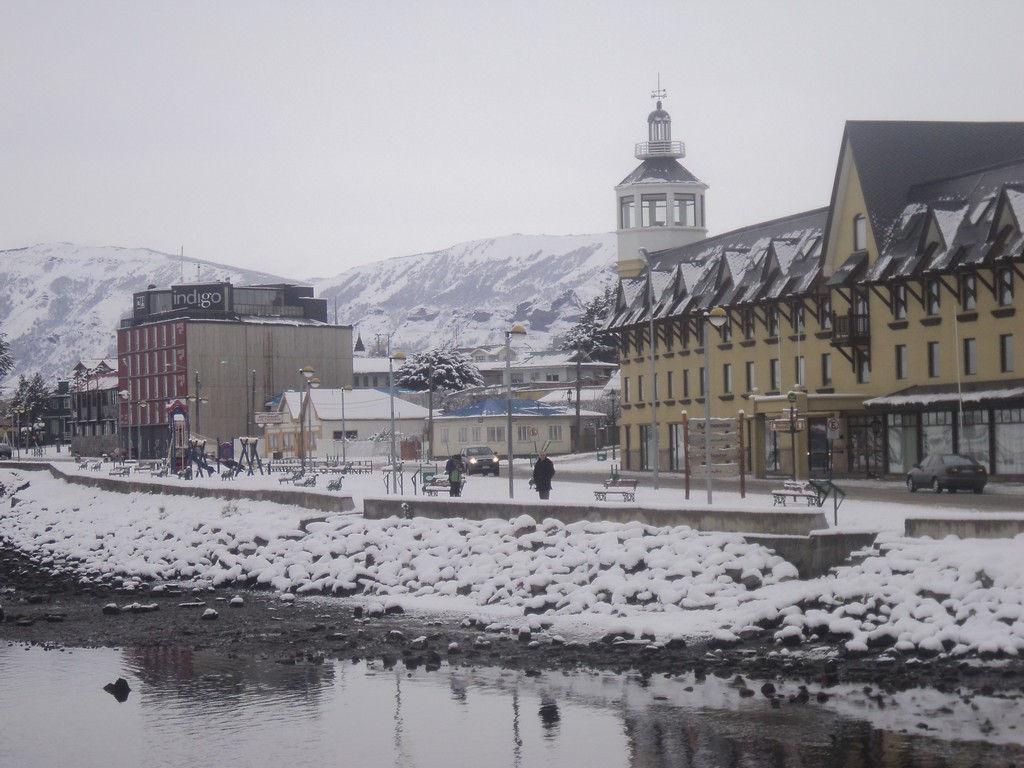 Invierno En Patagonia: Consorcio Evaradiotv.com